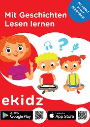 {#ekidz mit Geschichten lesen lernen}