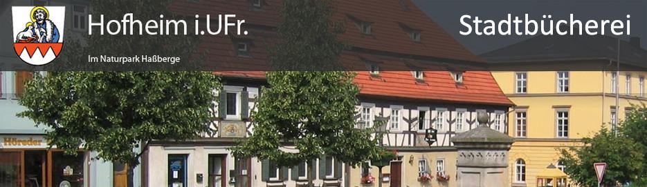 Stadtbücherei Hofheim