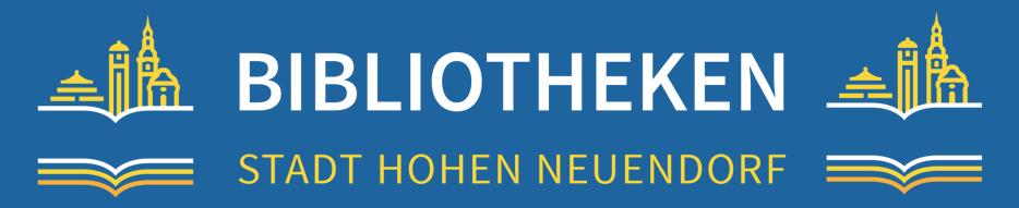 OPAC der Bibliotheken Hohen Neuendorf