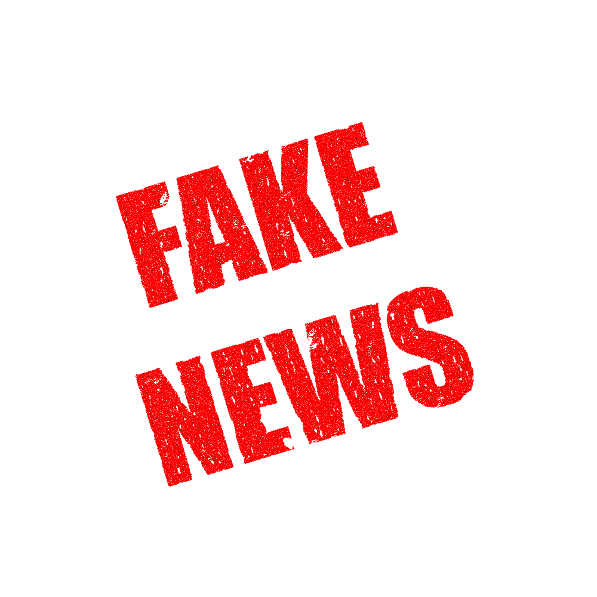 {#FAKE NEWS Pixabay}
