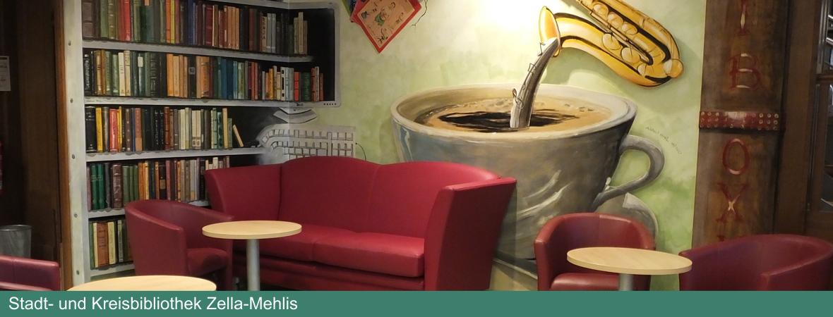 Stadt- und Kreisbibliothek Zella-Mehlis